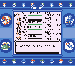 Pokemon Blue - I KNOW HOW 2 GET 2 MEWS!!! - User Screenshot